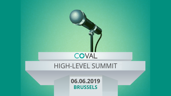 Co-VAL is Hosting the High-Level Summit 'Co-Creation and Design Thinking: The Next Frontier in Public Services', on the 6th of June in Brussels