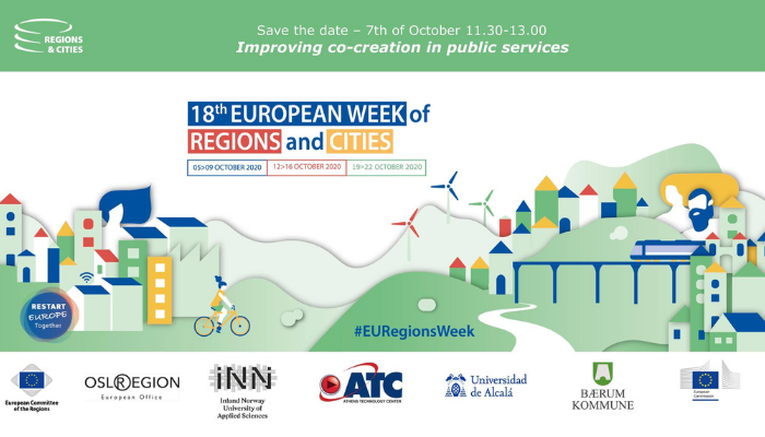 European Week of Regions and Cities, Co-VAL, webinar